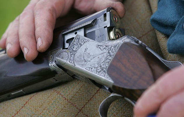 sell a shotgun privately