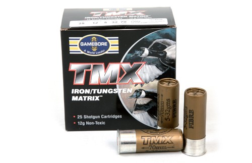 Gamebore TMX cartridges