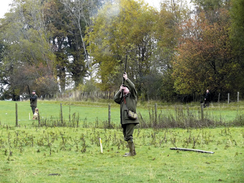 Game shooting at Greystoke 3