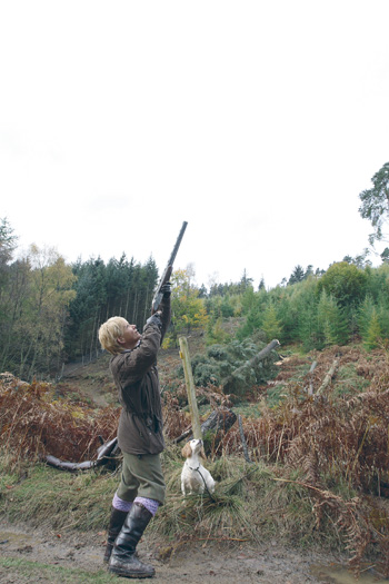 Lingholm game shoot
