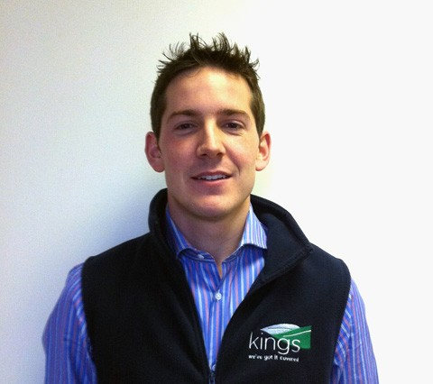 Oliver Yiend - South of England technical advisor, Kings