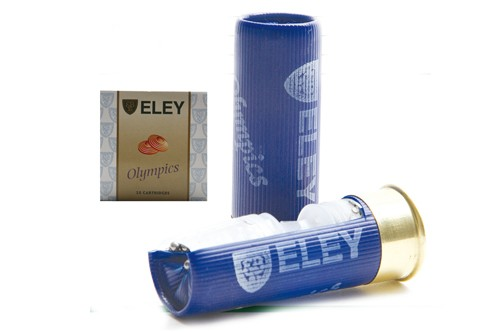 Eley Olympics shotgun cartridges