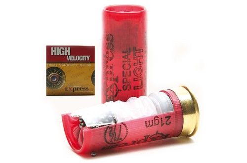 Express HV Standard shotgun cartridges