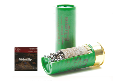 Gamebore Kent Velocity shotgun cartridges