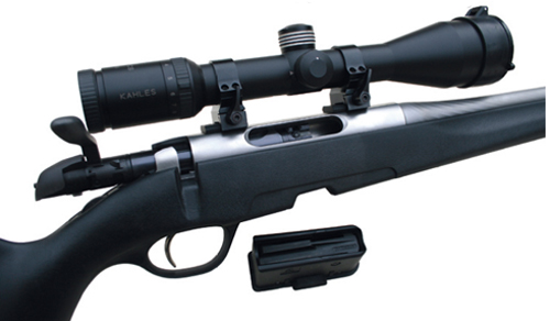 Steyr Mannlicher Pro Hunter rifle
