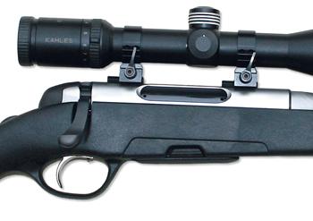 Steyr Mannlicher Pro Hunter rifle review