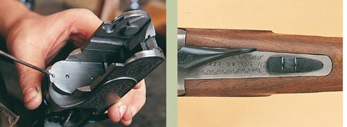 2nd hand Lanber Sporter shotgun