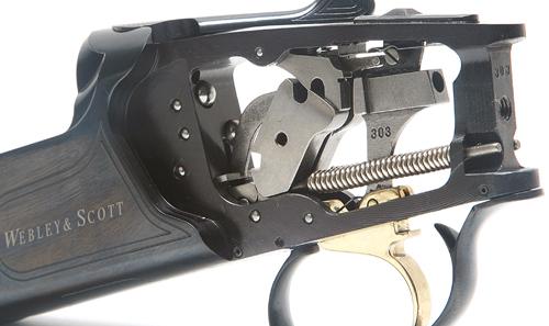 Webley 912K shotgun action