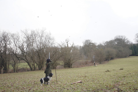 Glanusk Powys