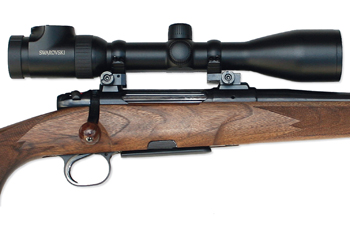 Heym Precision SR21 rifle