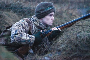 Jack Sykes wildfowling in a ditch.jpg