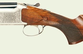 Secondhand Miroku MK70 shotgun