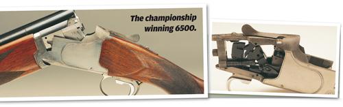 Winchester 6500 shotgun