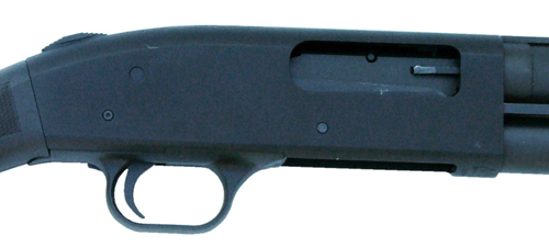 mossberg 500 pump action shotgun review shooting uk rh shootinguk co uk Mossberg 500 Bayonet Mossberg 500 Pistol Grip
