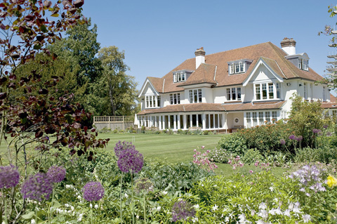 Park House hotel West Sussex
