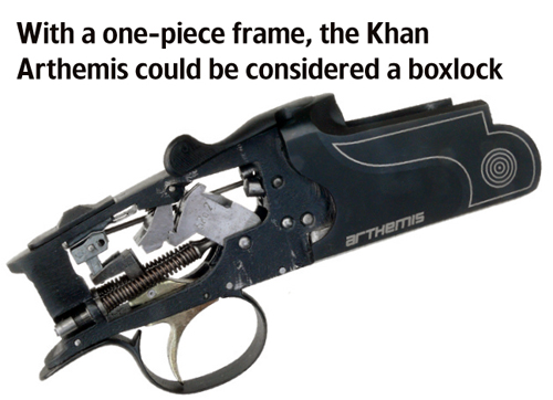 Khan K226 Arthemis  410 shotgun review review - Shooting UK