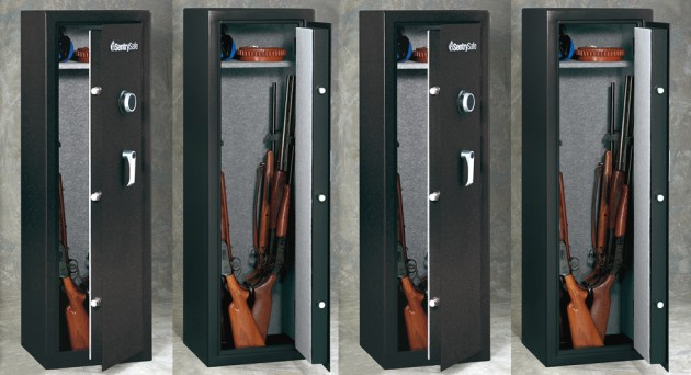 with a range of fire safe and gun safes from 5 to 36 gun capacity sentrysafe has built its products upon 80 years of consumer feedback