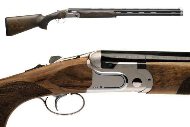Beretta Dt11 Sporter Shotgun Reviewed By Shooting Times Magazine This premier italian shotgun is destined to be the shotgun is the best firearm to protect your home and family. beretta dt11 sporter shotgun reviewed by shooting times magazine