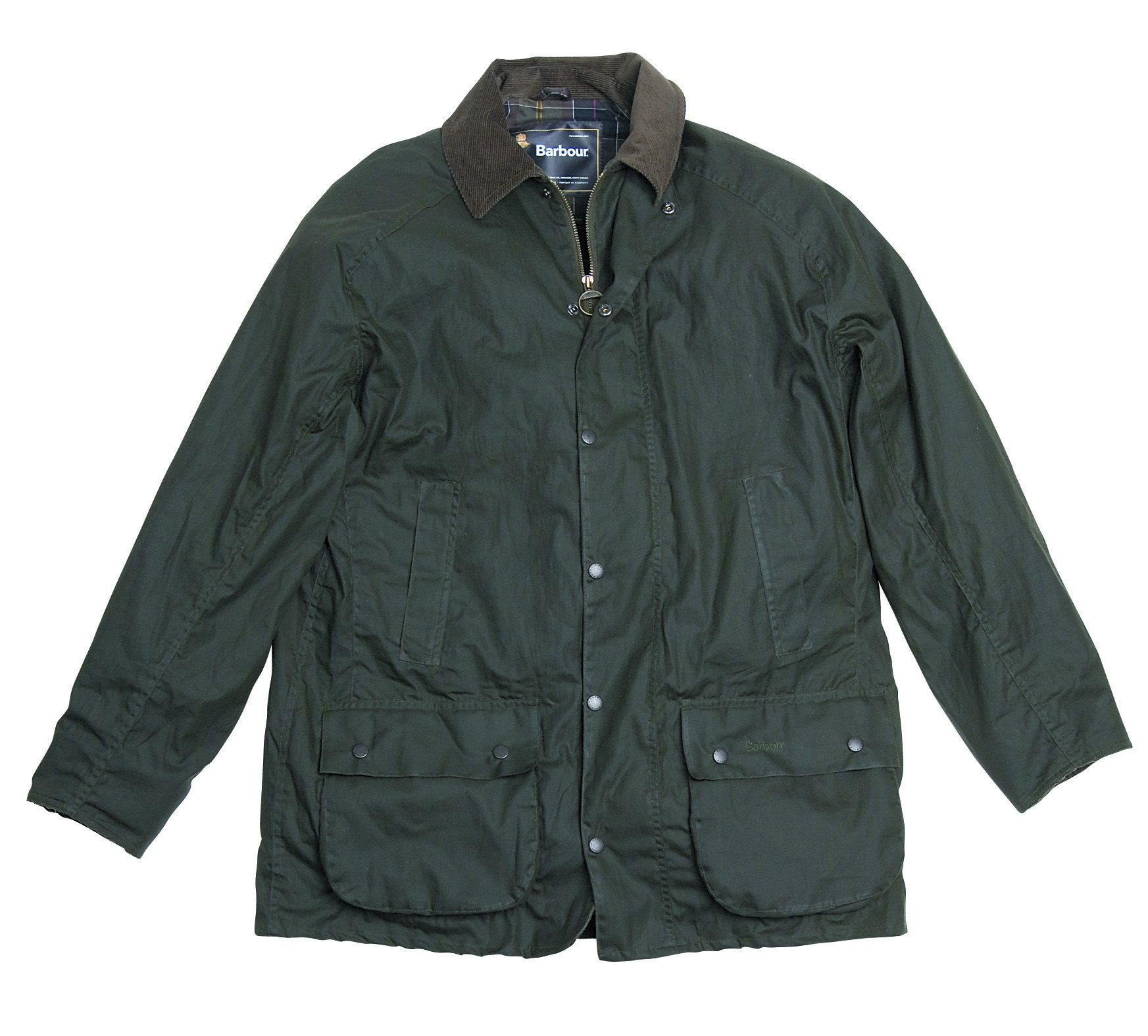Barbour international jacket gq