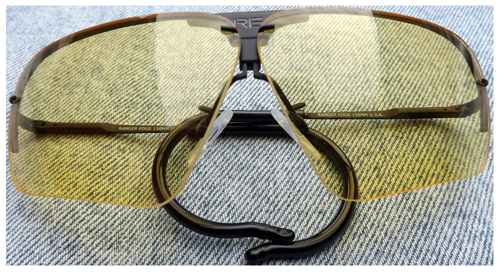 83ca98e85cad Randolph Engineering Ranger Shooting Glasses review - Shooting UK