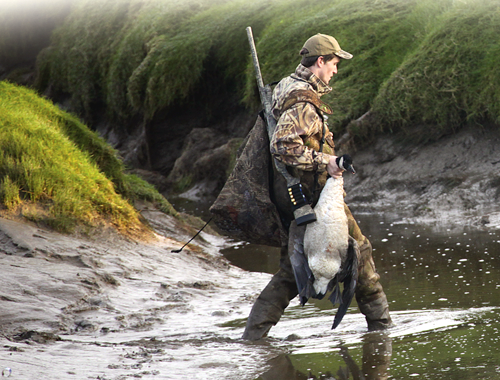 94b87d47eb3fc How to get wildfowling camouflage right - Shooting UK