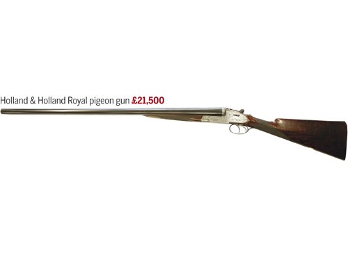 Holland & Holland Royal pigeon gun