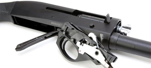 Benelli M2 shotgun trigger