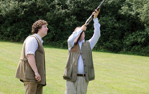 high pheasant shooting tips