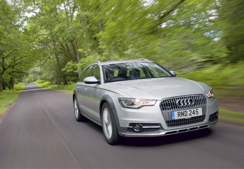 When The Audi A6 Allroad First Came Out In 1999 I Must Admit Failed To See Point Car Appeared Be An Example Of Niche Marketing Gone Mad