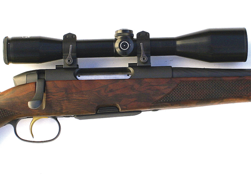 Steyr SM12 stalking rifle reviewed by Shooting Times