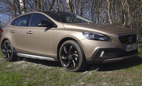 Volvo v40 t4 review