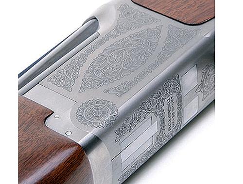 Miroku MK38 engraving