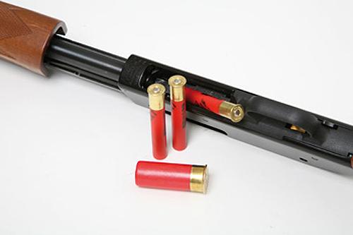Mossberg .410 shotgun