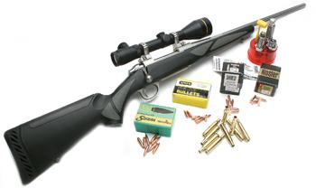 Sako Finnlight rifle
