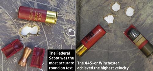 Gun Reviews Savage 212 Slug Gun Review Shooting Uk