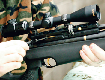 scopes for air rifle