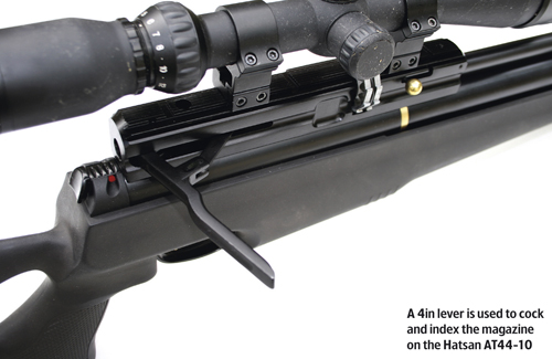 Hatsan air rifle
