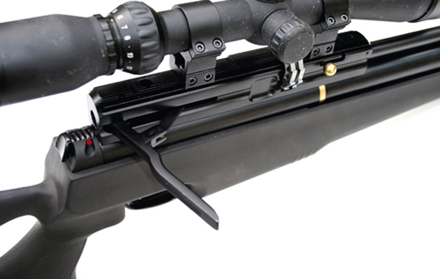 best full auto pcp air rifle