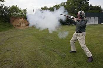 2 Bore Rifle Shooting Video Shooting Uk