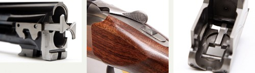 Woodwork on Browning B725