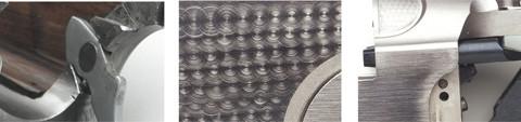 Beretta Onyx shotgun details.