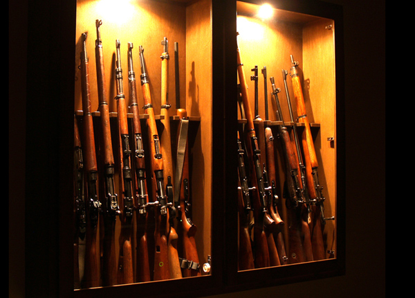 Storing Shotguns Can I Keep Them In A Gun Cabinet In The