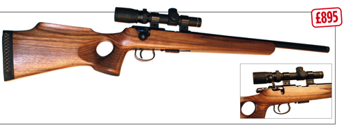 Which is the best 17 HMR bolt-action rifle? - Shooting UK