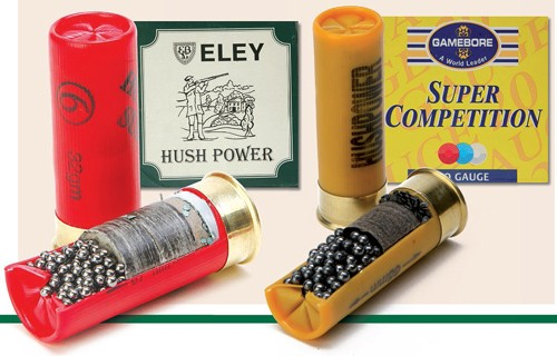 ELEY HUSHPOWER shotgun cartridges