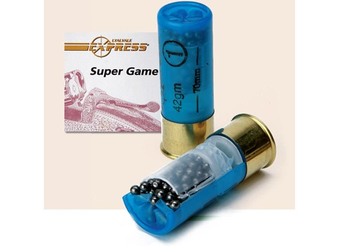 EXPRESS SUPER GAME shotgun cartridges