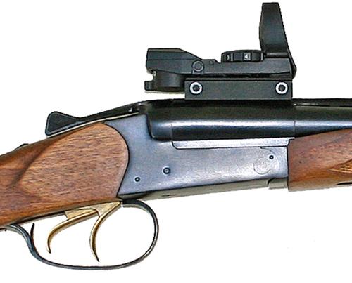 Baikal double rifle MP-221