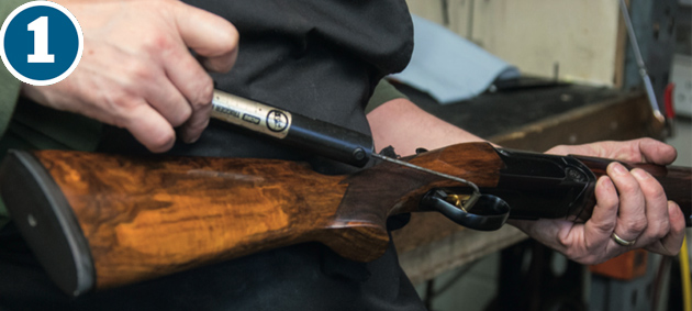 How to adjust trigger-pull weight - Shooting UK