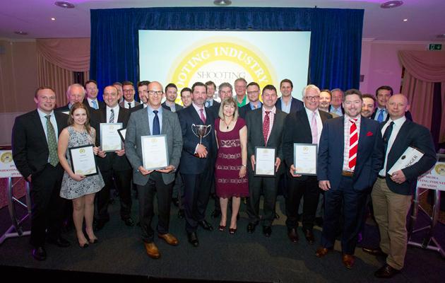 shooting industry awards 2014