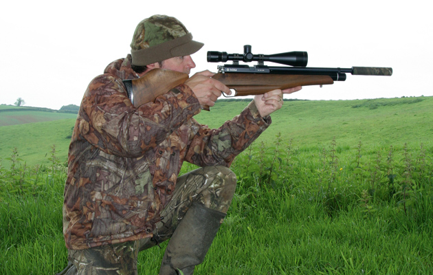 How to shoot an airgun accurately - Shooting UK