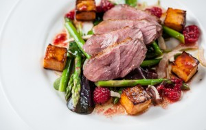 Easy duck breast recipes uk